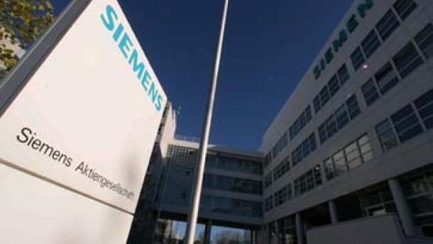 Siemens braucht einen Neuanfang