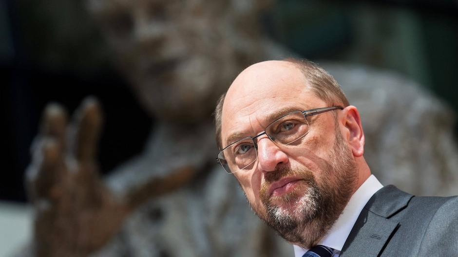 Vorbild Brandt: Martin Schulz will an diesem Mittwoch erklären, was er mit der Rente vorhat.
