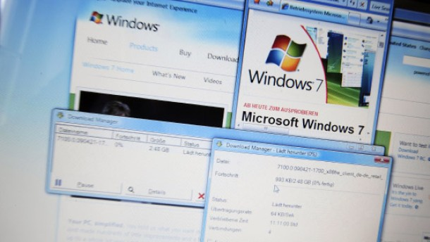 Windows 7 kommt in Europa ohne Browser