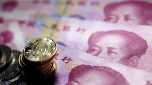 EZB verlängert Tausch-Abkommen mit Chinas Notenbank