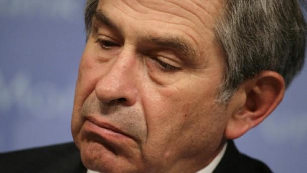 Clintons Anwalt vertritt jetzt Wolfowitz