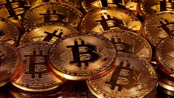 Bitcoin steigt auf mehr als 16.000 Dollar