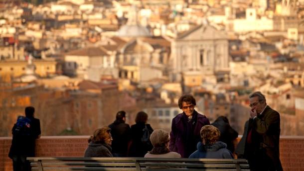 Italiener und Franzosen loben deutsche Rentenmilliarden