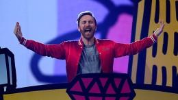 David Guetta macht Kasse