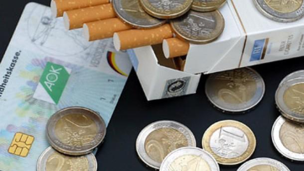 Kassen müssen um Tabaksteuer-Milliarde bangen