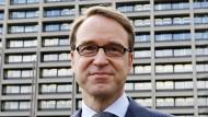 Bundesbank-Präsident Weidmann: Vorsorge ist notwendig