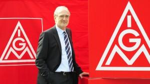 Detlef Wetzel nun offiziell designierter IG Metall-Chef