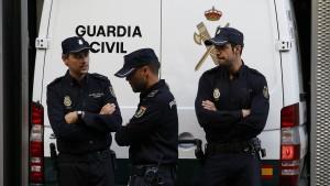 Spaniens Elite trifft sich im Gefängnis