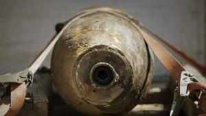 Weltkriegsbombe in Frankfurt erfolgreich entschärft