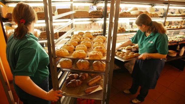 Ein Bäckerei-Riese entsteht