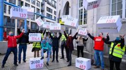 Tarifrunde im öffentlichen Dienst gefährdet neue Grundrente