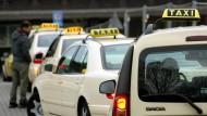 ADAC testet Taxis in Großstädten