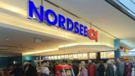 """Heute ist die """"Nordsee"""" eine Schnellrestaurantkette."""