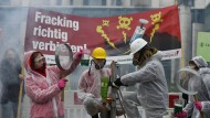 Abgeordnete stellen sich gegen Fracking-Gesetzentwurf