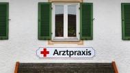 Landarztpraxis in Bayern