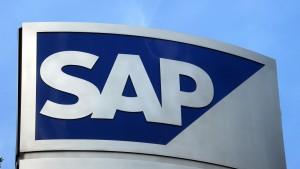 SAP wendet Milliardenstrafe ab