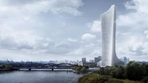 Ein neues Hochhaus für Hamburg