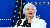 Gamestop ruft die amerikanische Finanzministerin Janet Yellen auf den Plan.