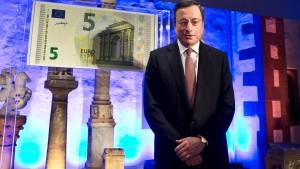 Gericht stellt EZB Klage gegen Anleihekauf zu
