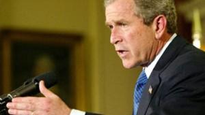 Bush-Rede beruhigt die Ölmärkte