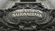 Die Schweizer Notenbank hat den Franken seit drei Jahren an den Euro gekoppelt.