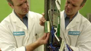 Siemens hofft auf Erfolgsstory UMTS