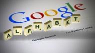 Auch wenn Google mittlerweile Alphabet heißt, bleibt es die wertvollste Marke der Welt.