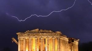 Zweifel an Griechenlands Kreditwürdigkeit