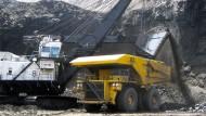 """Der größte amerikanische Kohlekonzern Peabody hat gerade Insolvenz (""""Chapter 11"""") angemeldet."""