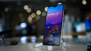 Huawei bringt 5G-Smartphones auf den Markt