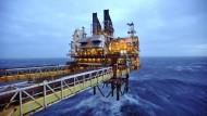 Nordsee-Ölindustrie fürchtet den Kollaps
