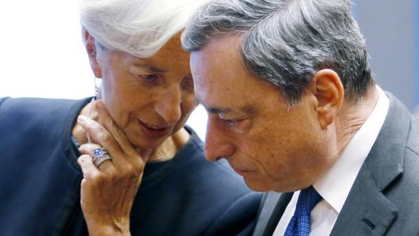 Wie Notenbanken andere Investoren verdrängen