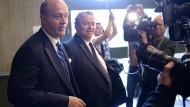Schon wieder vor Gericht, aber diesmal als Zeuge: Gerhard Gribkowsky sagt gegen Bernie Ecclestone aus.