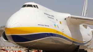 China baut künftig das größte Flugzeug der Welt