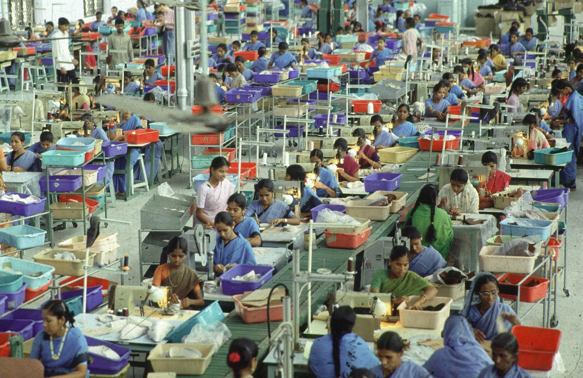 Indische Textilindustrie: Im Lager unserer Sklavinnen