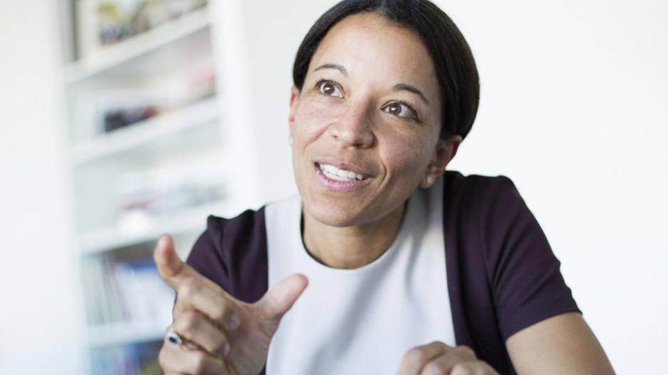 Mit 45 Jahren an der Spitze: Siemens-Personalvorstand Janina Kugel