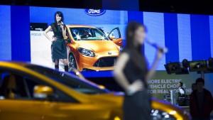 Ford baut Elektro-Focus