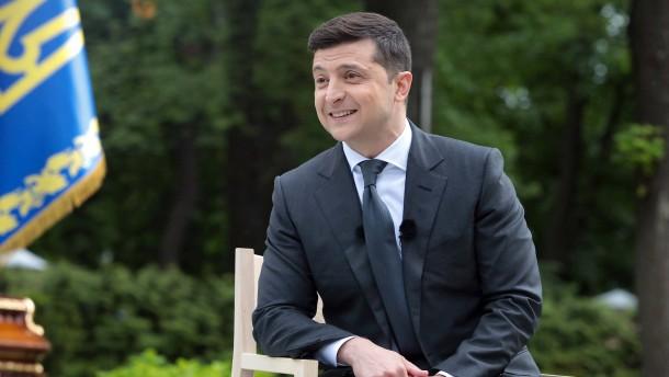 Währungsfonds ermahnt ukrainischen Präsidenten