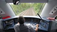 Lokführer streiken ab Mittwoch im Personenverkehr - Ende offen
