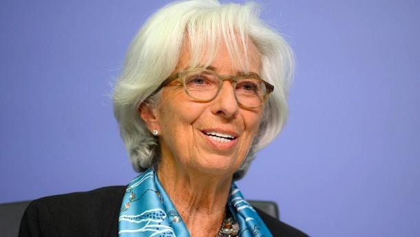 Eurozone geht auf negative Inflation zu