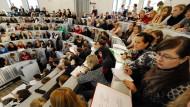 Immer weniger Schüler und Studenten erhalten Bafög