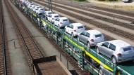 Volkswagen verkauft mehr Autos