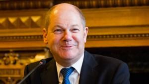 Scholz: Einigung im Länderfinanzausgleich im ersten Quartal möglich