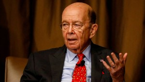 Wilbur Ross im Paradies