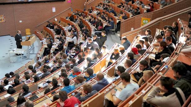 Mehr Studenten erhalten Deutschlandstipendium