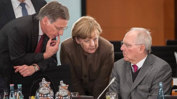Bund fürchtet die Kosten des Länderfinanzausgleichs