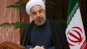Irans Präsident kommt nach Davos