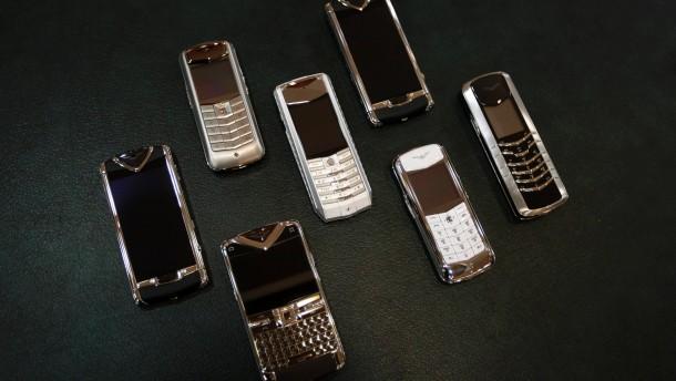 Nokia will Edelmarke Vertu offenbar verkaufen