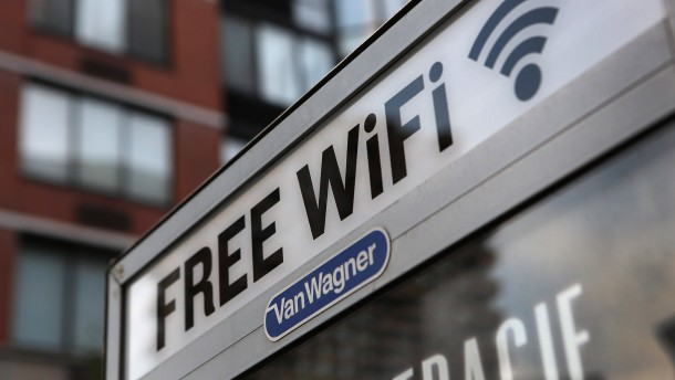 New York will Telefonzellen durch WLAN-Hotspots ersetzen