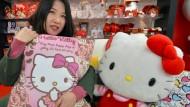 Hacker greifen Hello Kitty an
